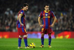 Lionel+Messi+Xavi+Hernandez+Barcelona+v+Villarreal+Au5MIMLEUH1l
